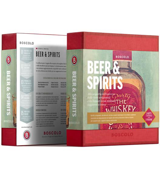 Beer & spirits composit image number 1