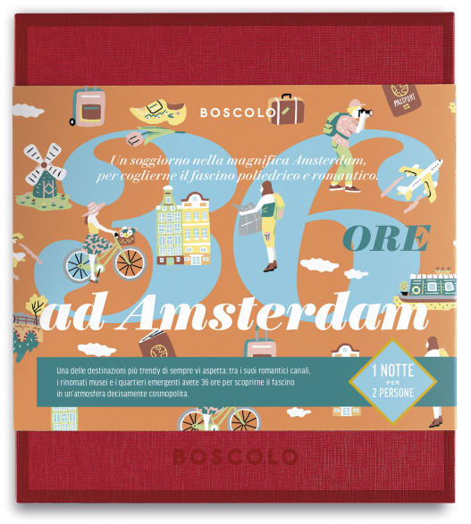36 ore ad Amsterdam image number 0