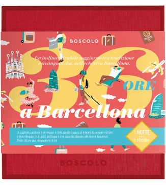36 ore a Barcellona