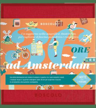 36 ore ad Amsterdam