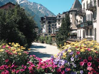 Chamonix Mont Blanc - Francia