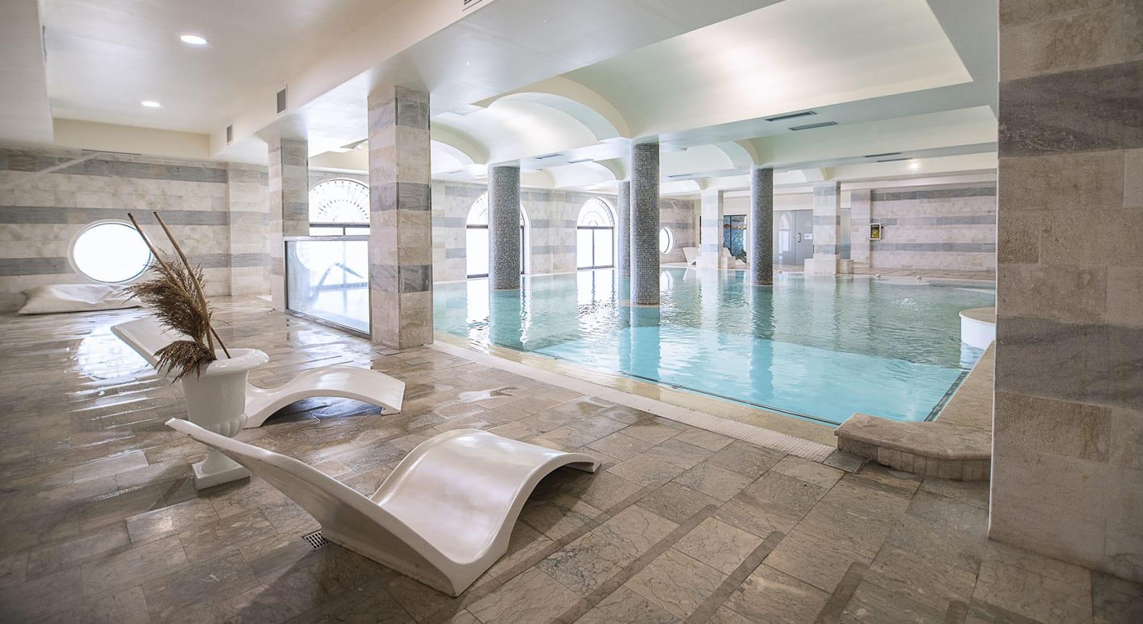 Spa c/o Baglio Basile Hotel