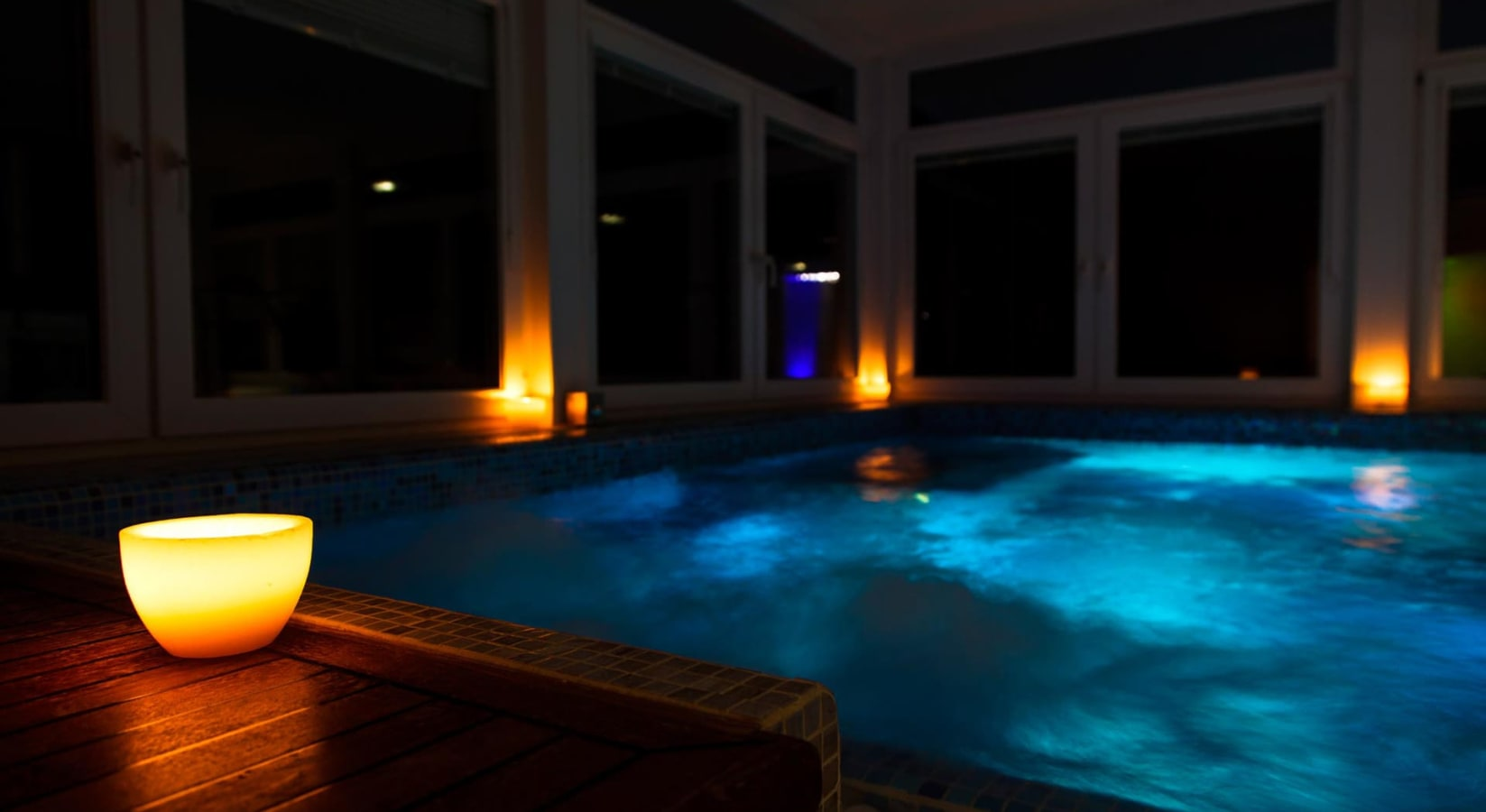 Aquarosa Benessere Spa