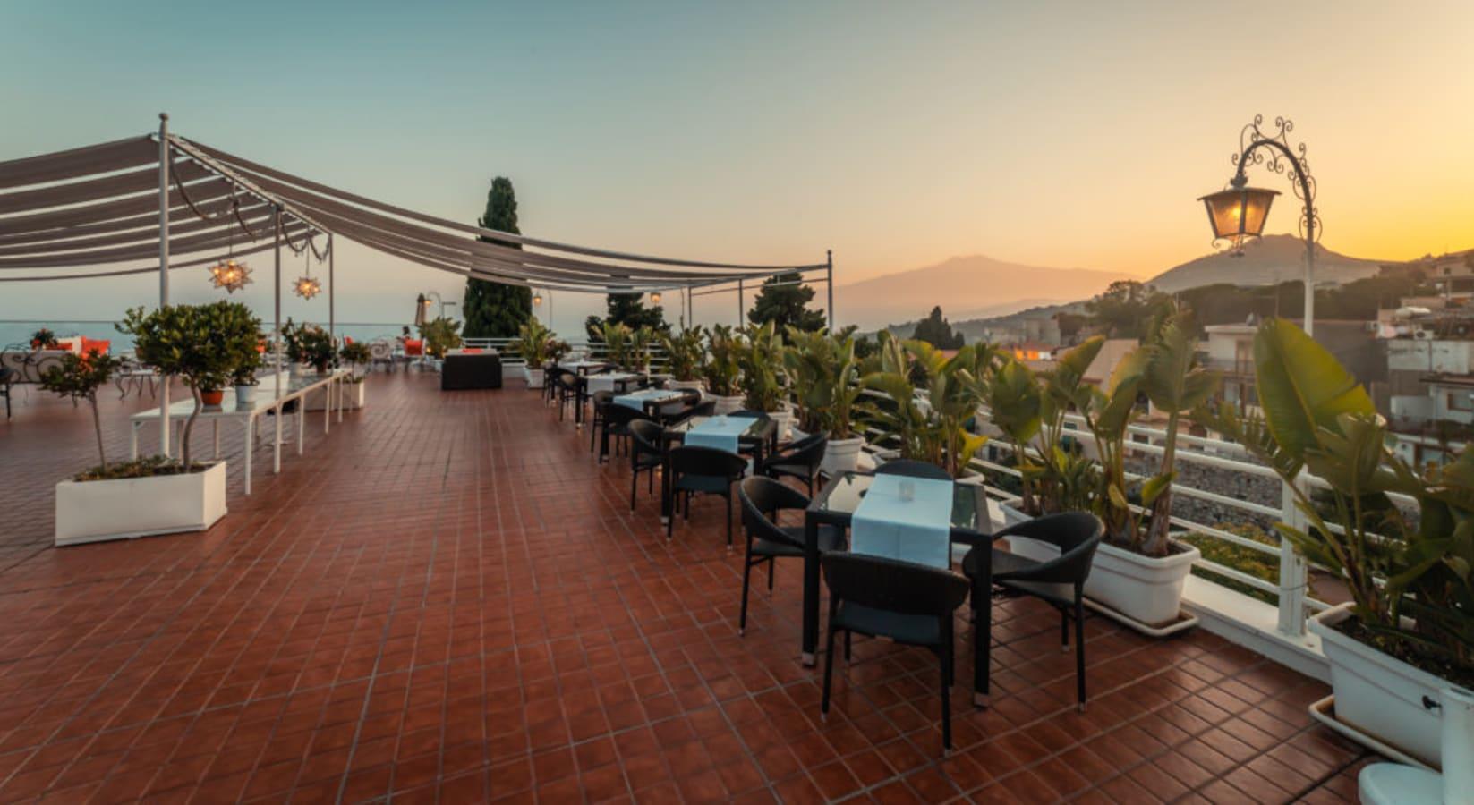 Sky Rooftop Bar Taormina