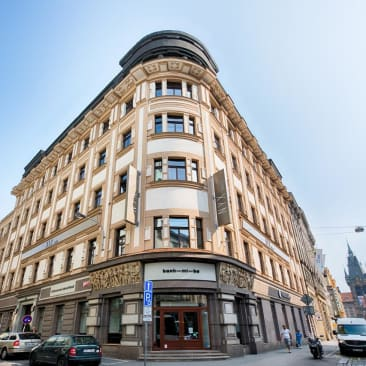 NYX Hotel Prague