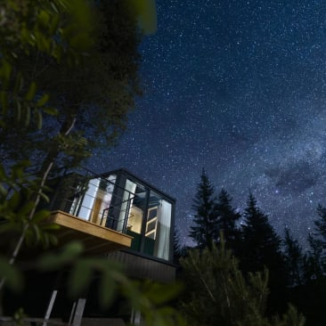 Skyview Toblacher See Chalet