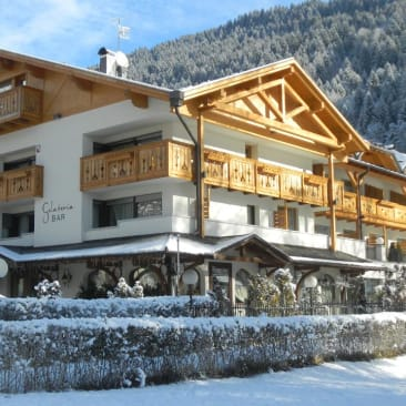 Hotel Europeo Alpine Charme and Wellness