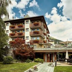 Hotel Rezia Bormio