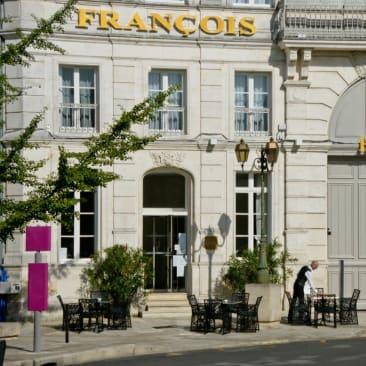 Hotel Francois Premier Cognac