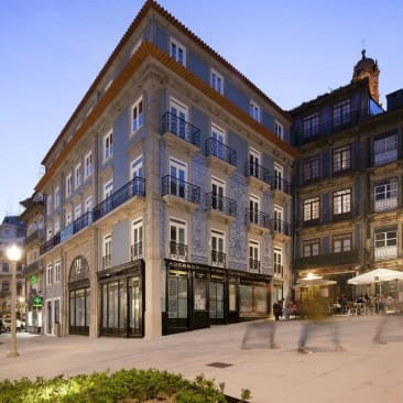 Hotel Porto A.S. 1829