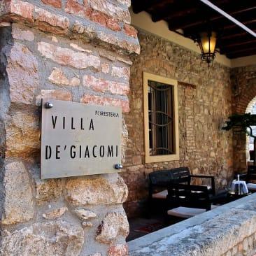 Villa de Giacomi