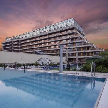 Ensana Thermal Margitsziget Health Spa Hotel