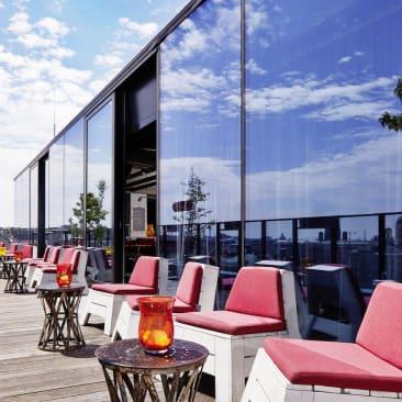 25hours Hotel Wien beim Museums Quartier