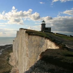 The Belle Tout Lighthouse